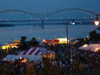 Memphis Beale Street Music Festival 2015