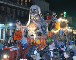 Krewe of Boo, New Orleans