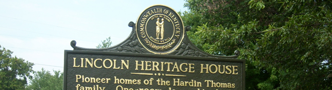 Kentucky Lincoln Heritage Trail