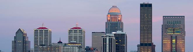 Kentucky Louisville and Bourbon