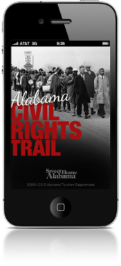 Alabama Civil Rights Trail App