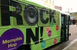 Memphis Hop On Shuttle Bus