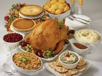 A Traditional Southern Thanksgiving & Christmas Menu