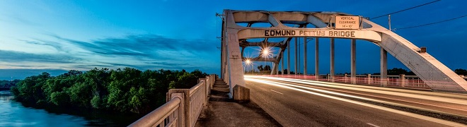Edmund Pettus Bridge, Alabama