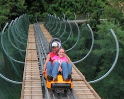 Alpine Mountain Coaster, Pigeon Forge