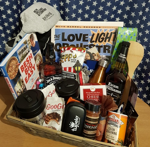Deep South USA Christmas Hamper