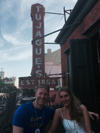 Tujague's New Orleans - Cocktail Tour