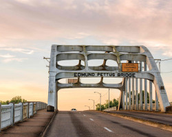 Edmund Pettus Bridge, Selma, Alabama