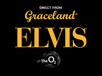 Elvis at The O2, London