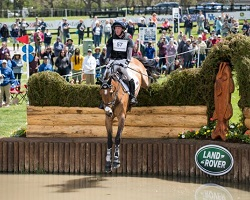 The Land Rover Kentucky Three-Day Event