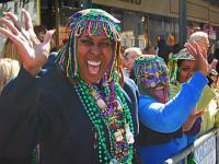 Mardi Gras Louisiana