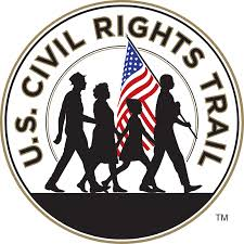 US Civil Rights Trail logo
