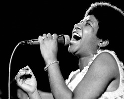 Aretha Franklin - Deep South USA Music Trip