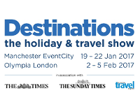 Deep South USA at Destinations: The Holiday & Travel Show