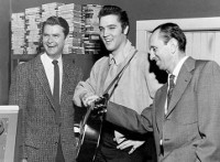 Elvis at Sun Studios, Memphis