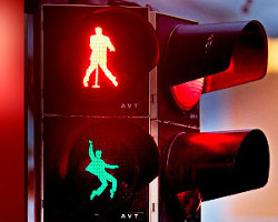 Elvis Traffic Lights