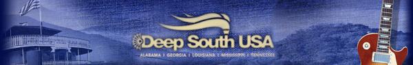 Deep South USA eShot header