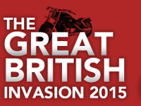 The Great British Invasion 2015 - charity ride through Tennessee and Mississippi