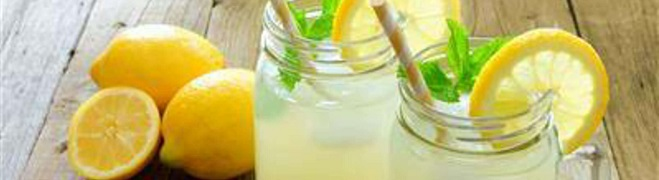 Southern Homemade Lemonade