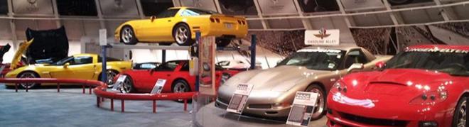 Kentucky Corvettes History