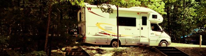 Kentucky Camping