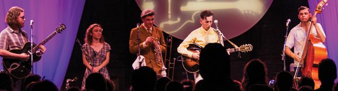 Kentucky Music Live Venues