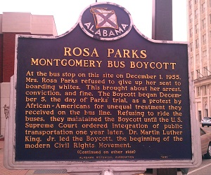 Black History Month, Montgomery, Alabama