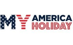 My America Holiday logo
