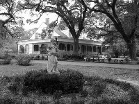 Myrtles Plantation - one of America's most haunted homes