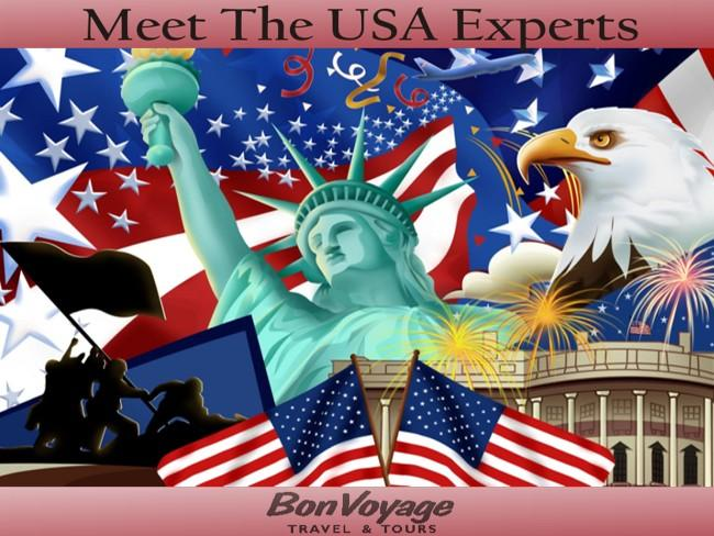 Meet the USA Experts