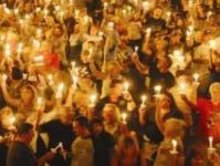 Candlelight Vigil at Graceland for Elvis Week