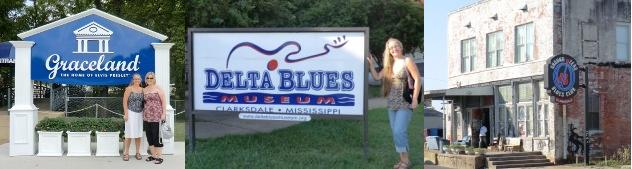 Deborah Elliott Memphis Blues Trip