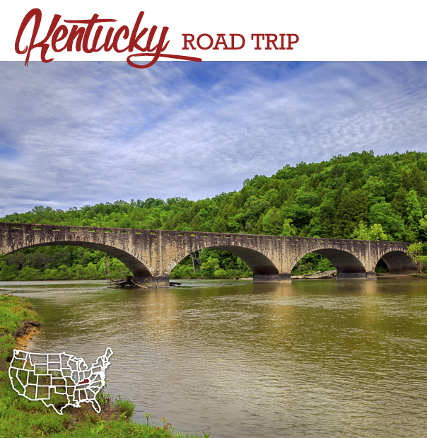 Kentucky State Itinerary - Road Trip