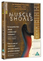 Muscle Shoals Out Now on DVD