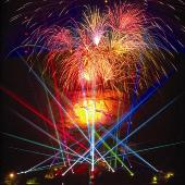 Stone Mountain Park's Lasershow Spectacular