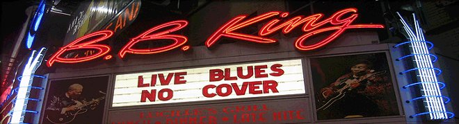 Blues Venues in Tennessee