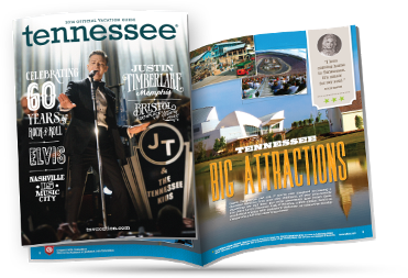 Tennessee 2014 Travel Guide
