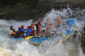 Whitewater Rafting in Phenix City Alabama