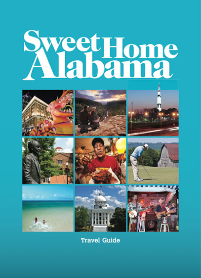 Sweet Home Alabama Brochure