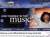 New Deep South USA Website